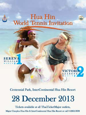 Hua Hin World Tennis Invitation 2014